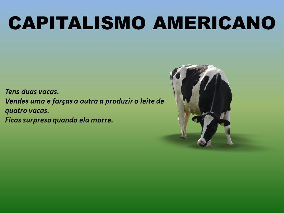 CAPITALISMO AMERICANO