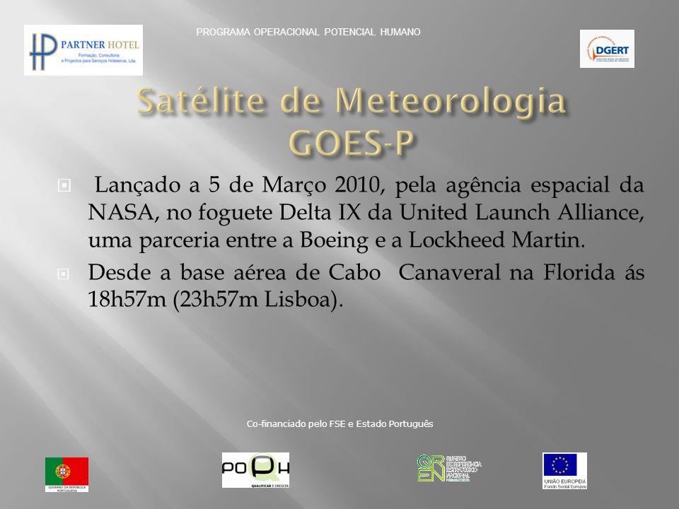 Satélite de Meteorologia GOES-P