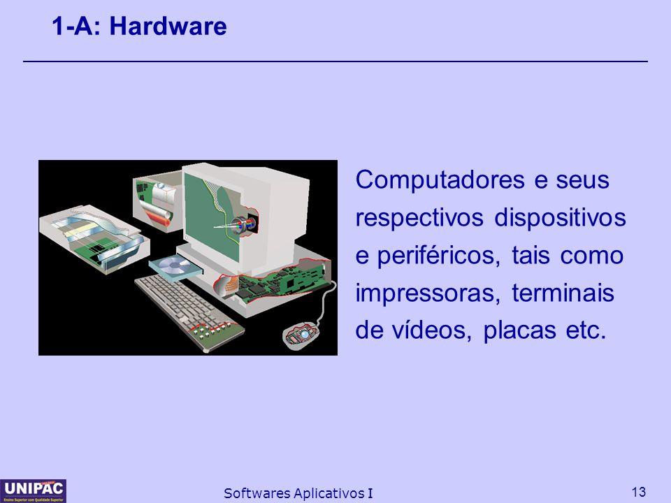 respectivos dispositivos e periféricos, tais como