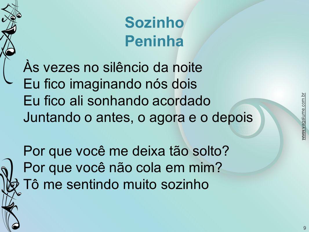 Sozinho Peninha
