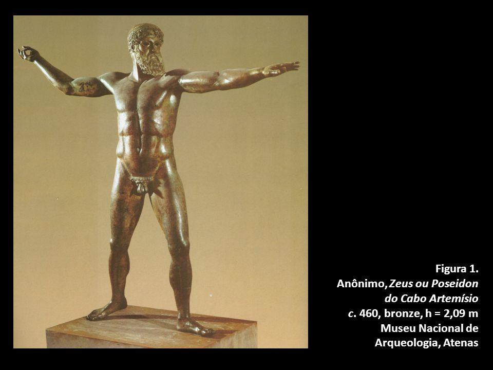Figura 1. Anônimo, Zeus ou Poseidon do Cabo Artemísio.
