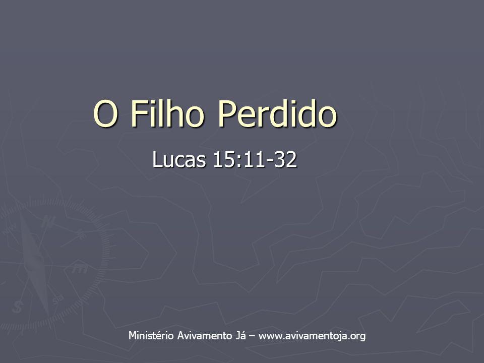O Filho Perdido Lucas 15:11-32