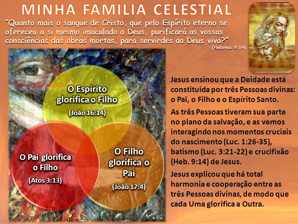 MINHA FAMILIA CELESTIAL
