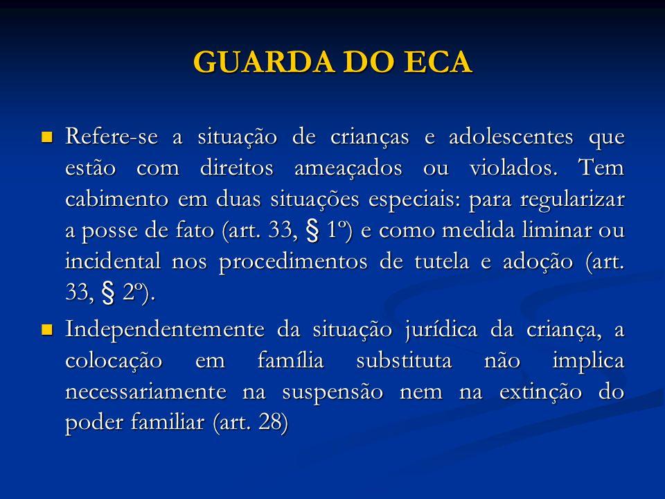 GUARDA DO ECA