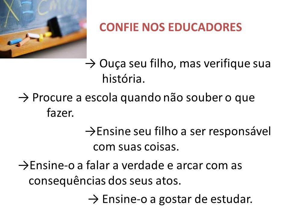 CONFIE NOS EDUCADORES