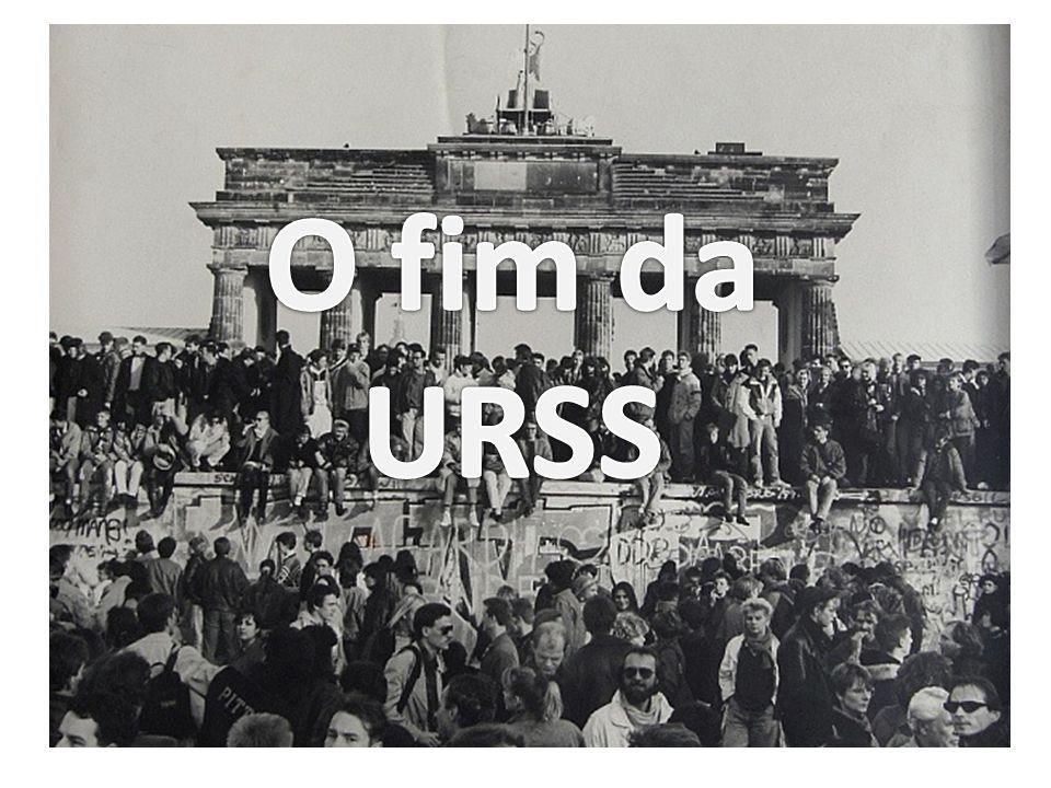 O fim da URSS