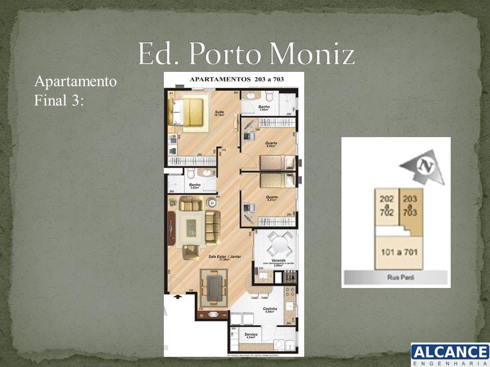 Ed. Porto Moniz Apartamento Final 3:
