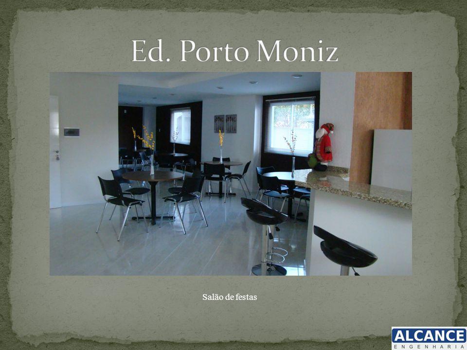 Ed. Porto Moniz Salão de festas