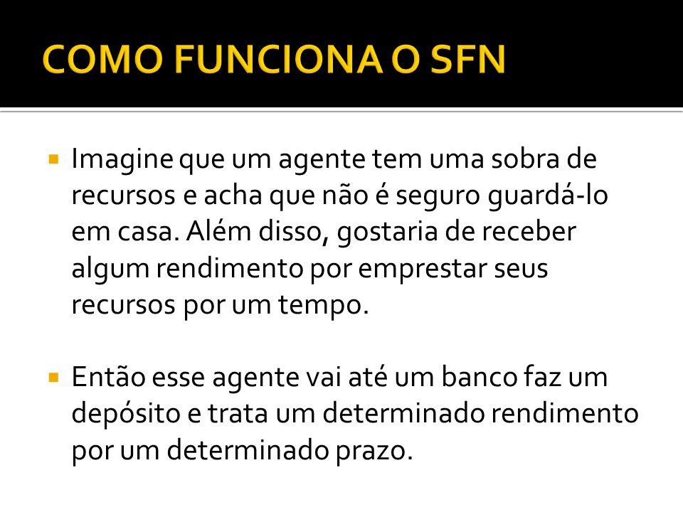 COMO FUNCIONA O SFN