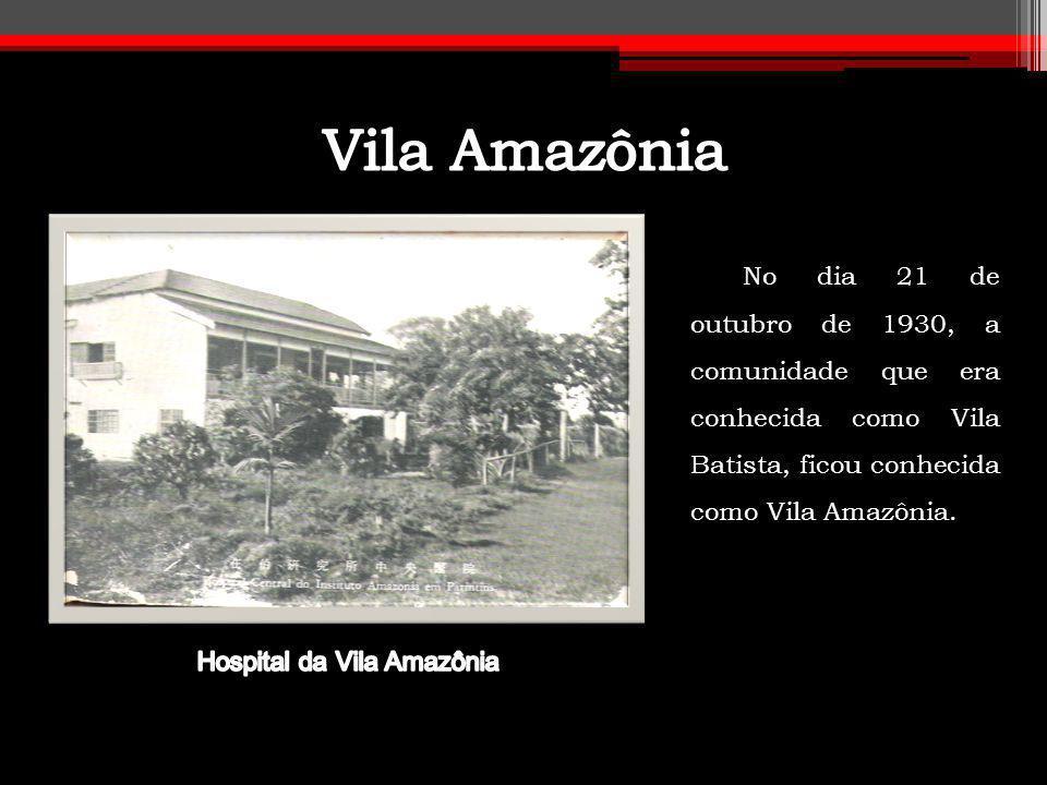Hospital da Vila Amazônia