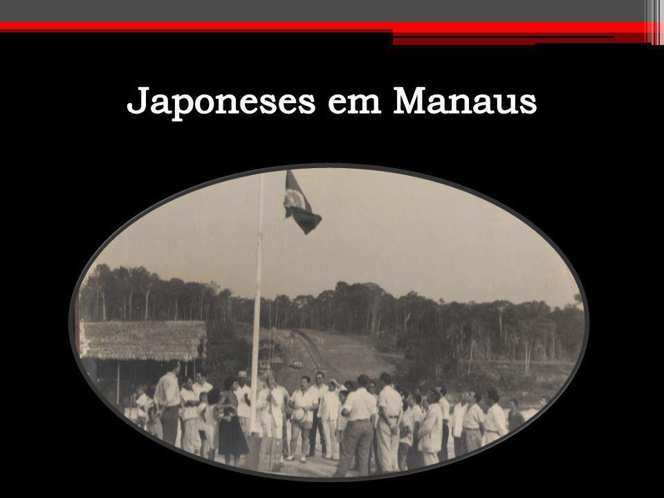Japoneses em Manaus