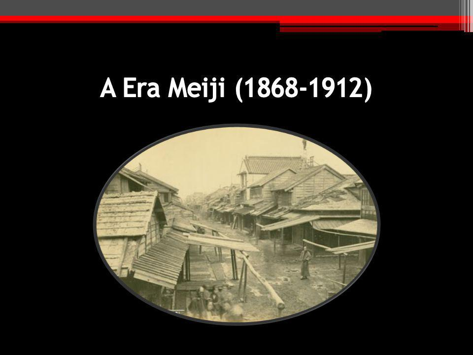 A Era Meiji (1868-1912)