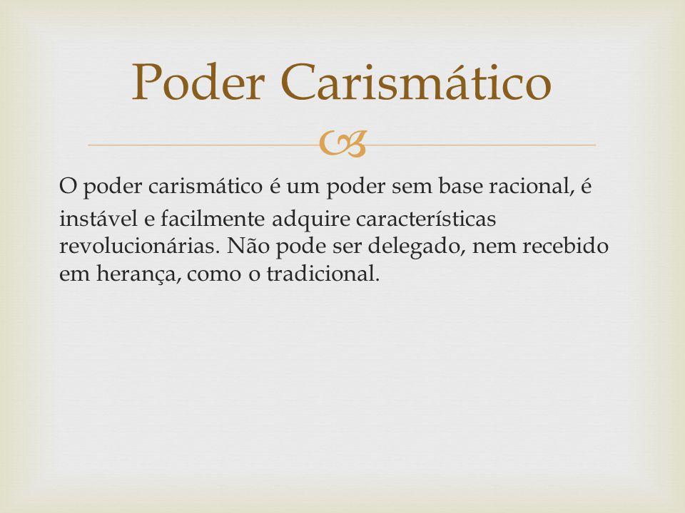 Poder Carismático
