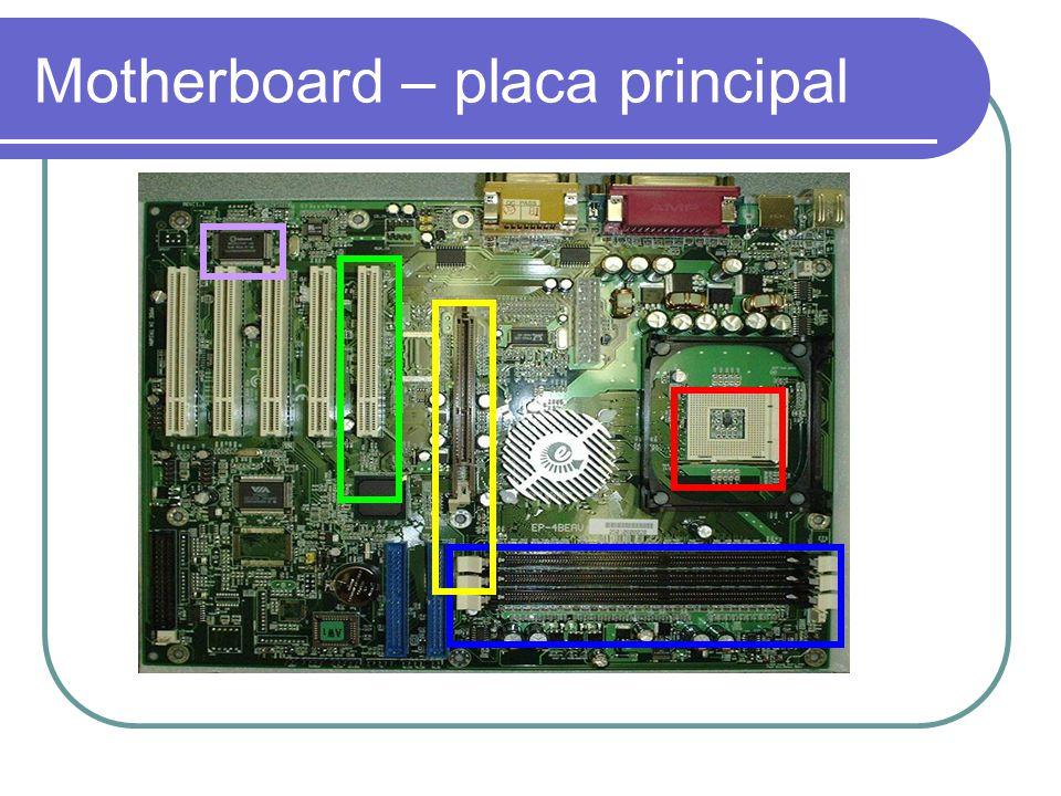 Motherboard – placa principal