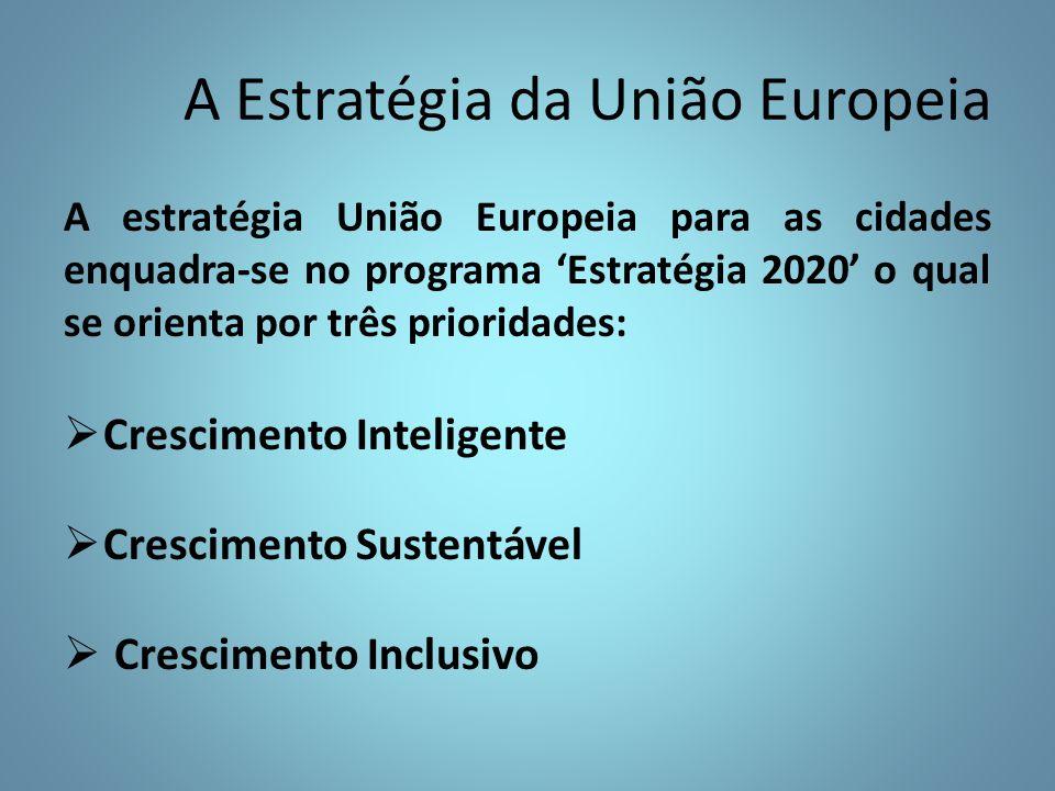 A Estratégia da União Europeia