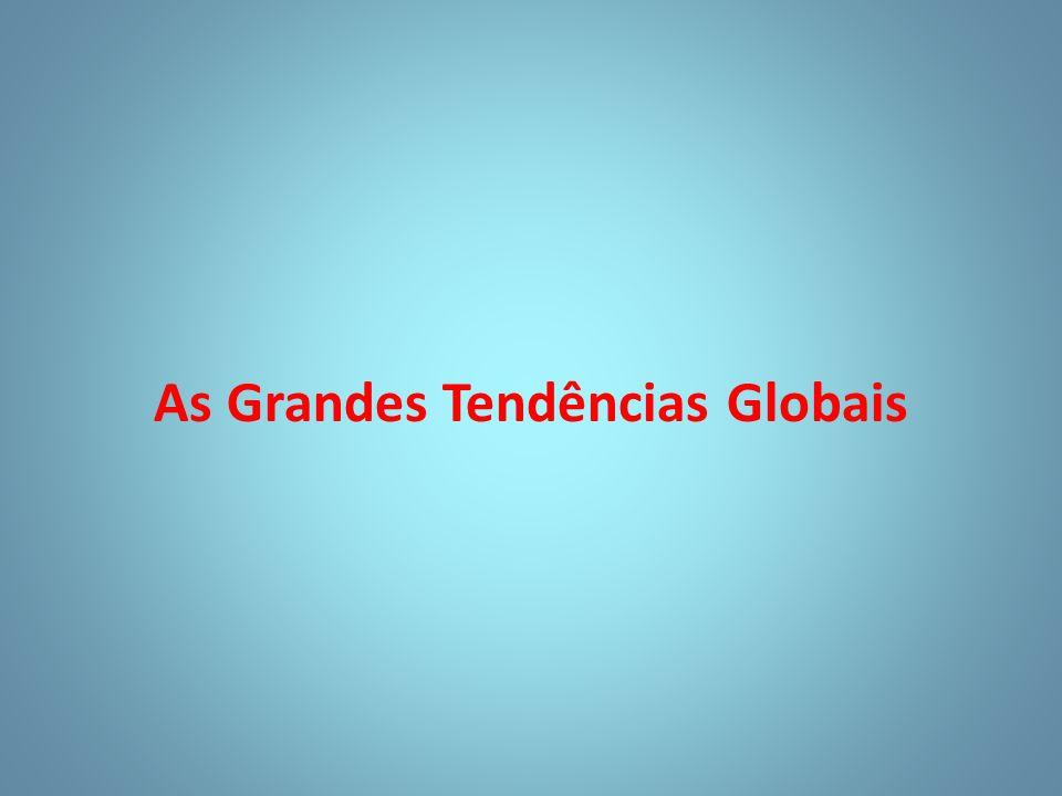 As Grandes Tendências Globais
