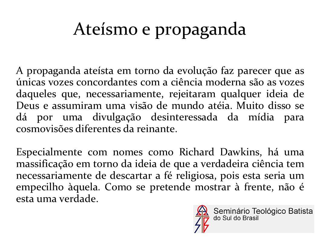 Ateísmo e propaganda