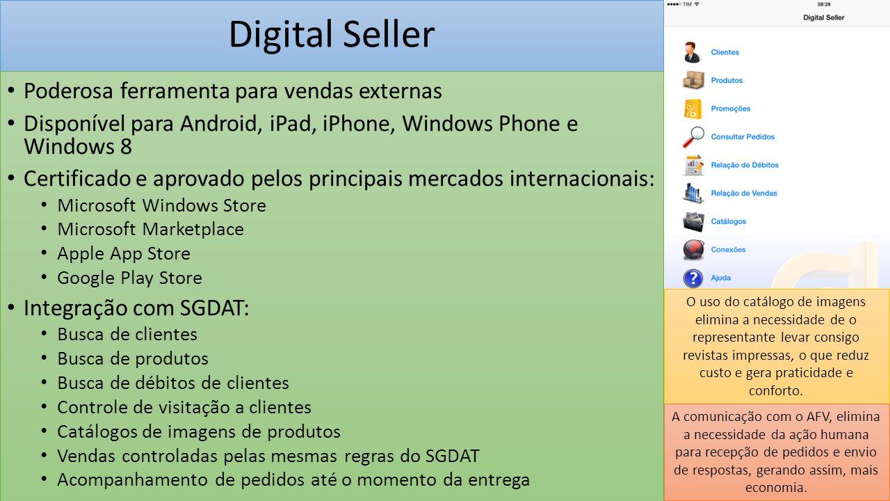 Digital Seller Poderosa ferramenta para vendas externas