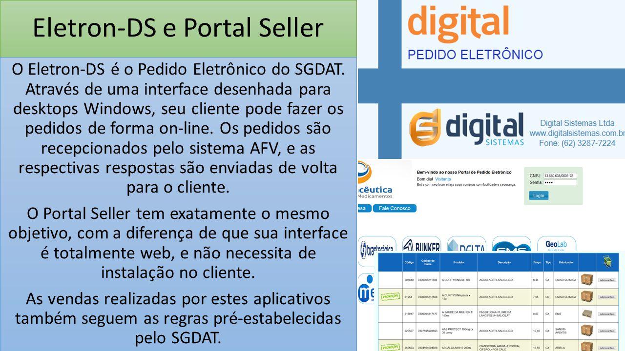 Eletron-DS e Portal Seller