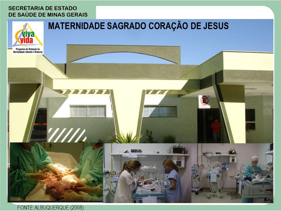MATERNIDADE SAGRADO CORAÇÃO DE JESUS