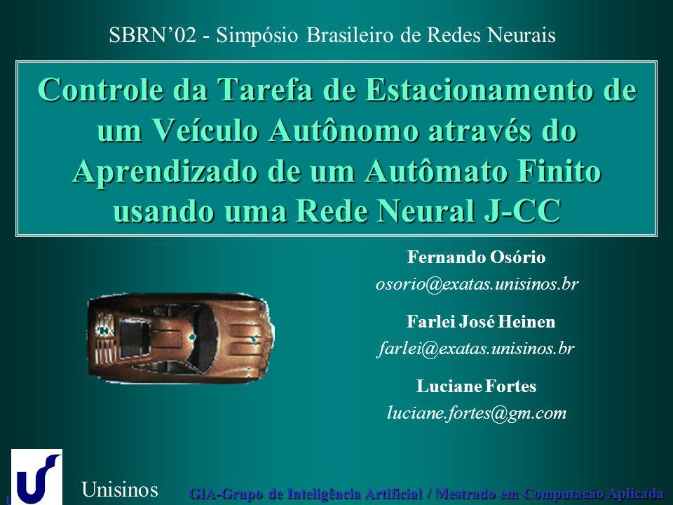 SBRN'02 - Simpósio Brasileiro de Redes Neurais