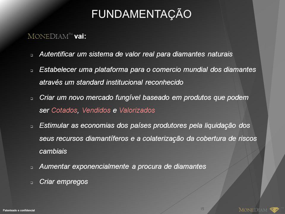 FUNDAMENTAÇÃO MONEDIAMTM vai: