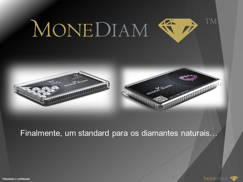 Finalmente, um standard para os diamantes naturais…