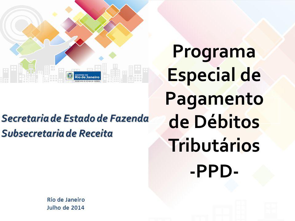 Programa Especial de Pagamento de Débitos Tributários