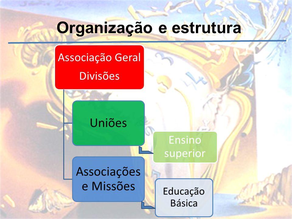 Organização e estrutura