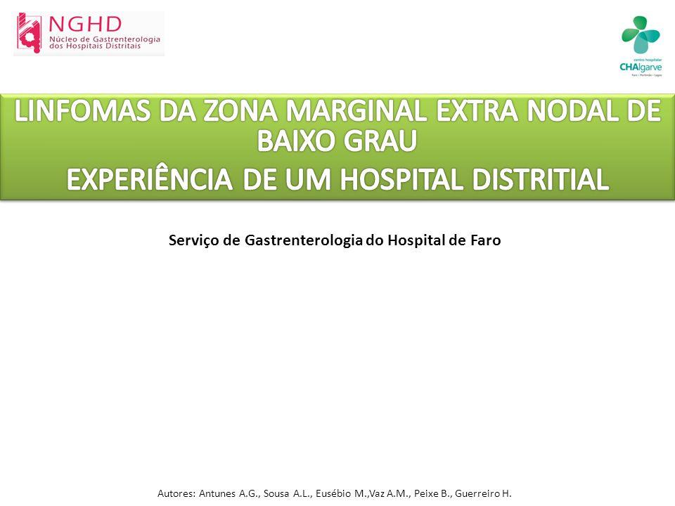 Serviço de Gastrenterologia do Hospital de Faro