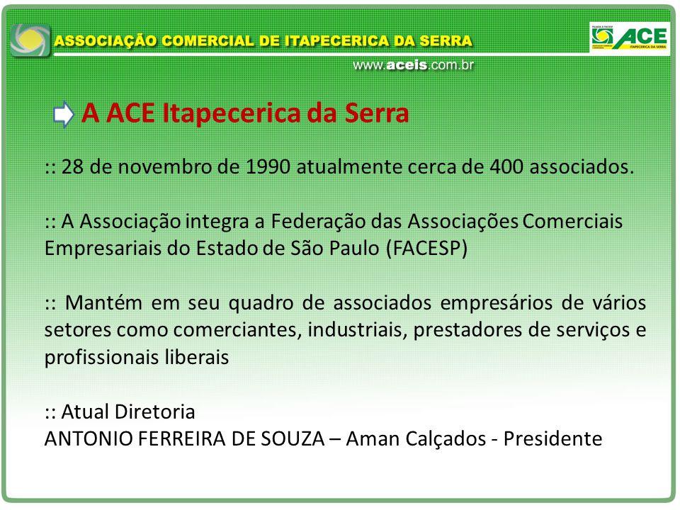 A ACE Itapecerica da Serra