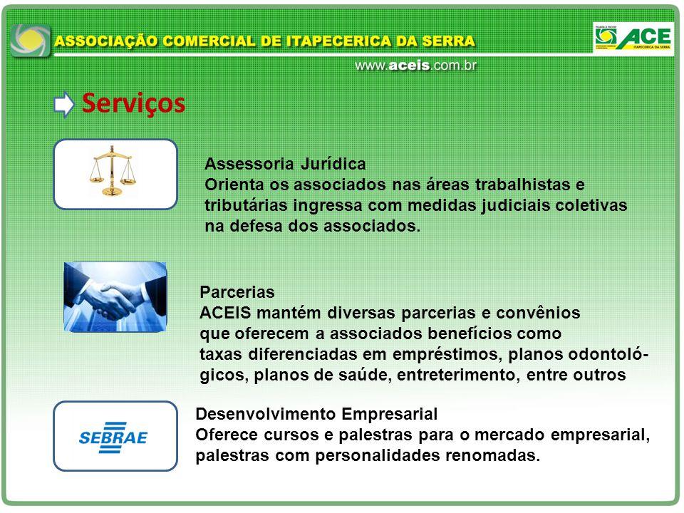 Serviços Assessoria Jurídica