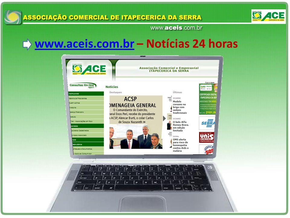 www.aceis.com.br – Notícias 24 horas