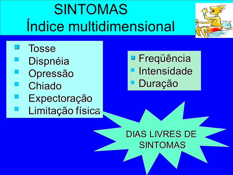 SINTOMAS Índice multidimensional