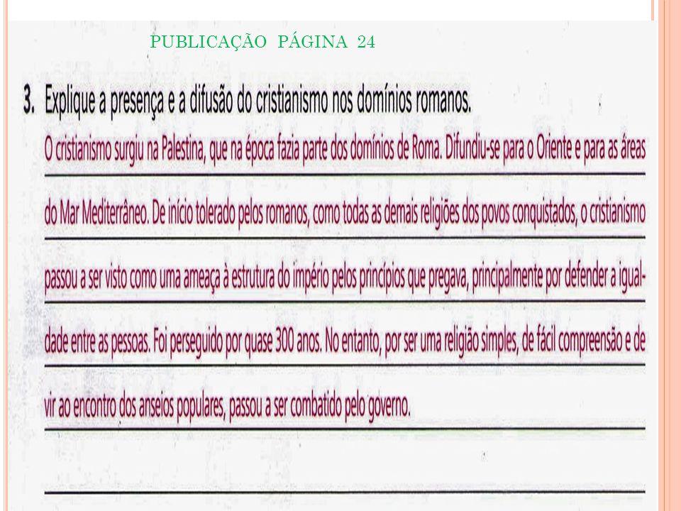 PUBLICAÇÃO PÁGINA 24