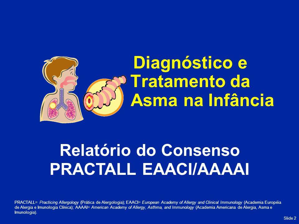 Diagnóstico e Tratamento da Asma na Infância