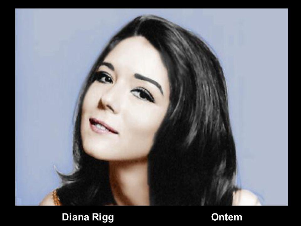 Diana Rigg Ontem