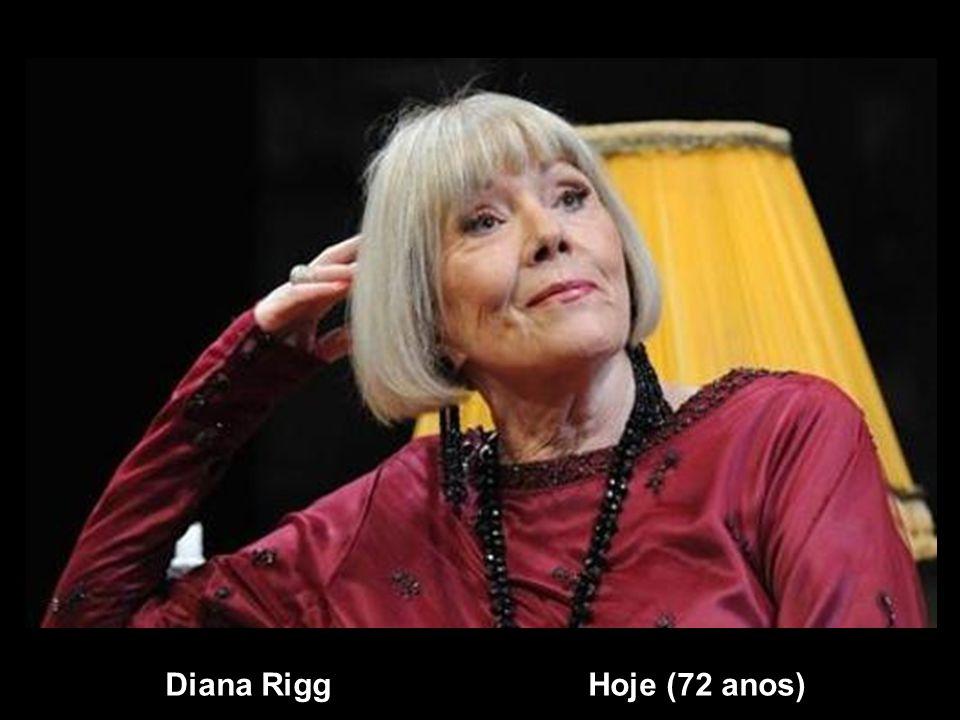 Diana Rigg Hoje (72 anos)