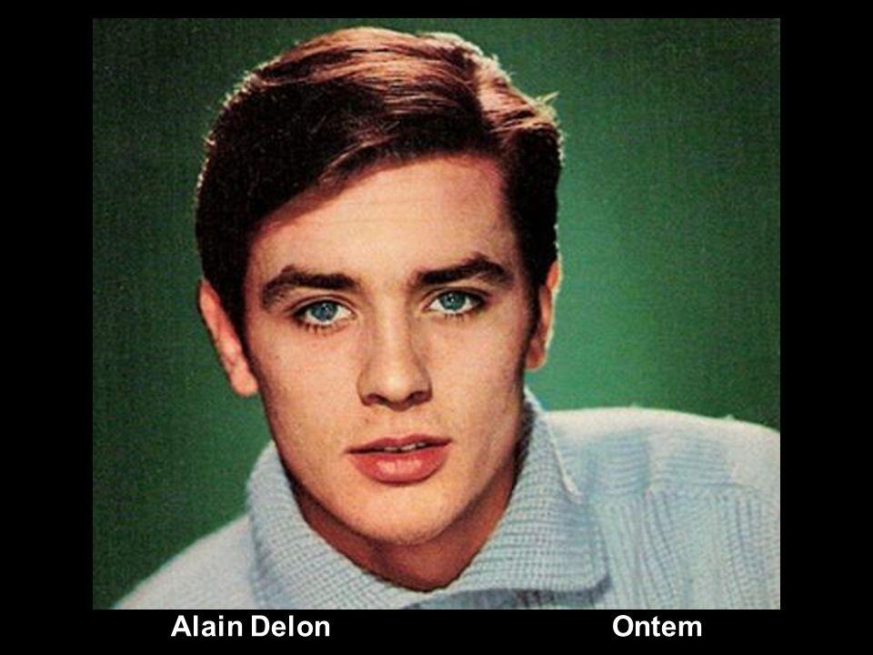 Alain Delon Ontem