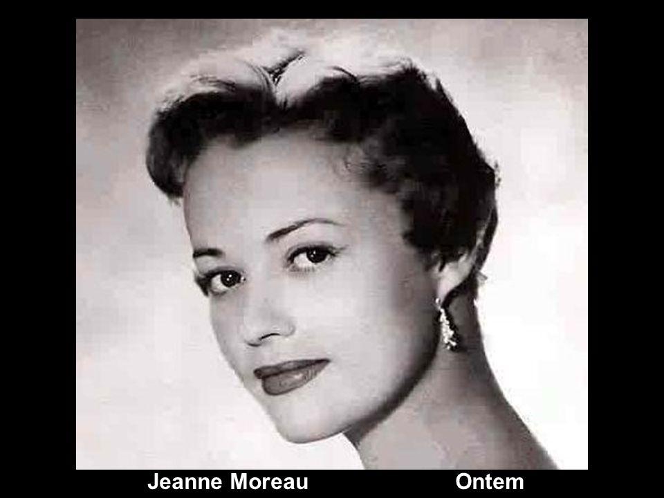 Jeanne Moreau Ontem