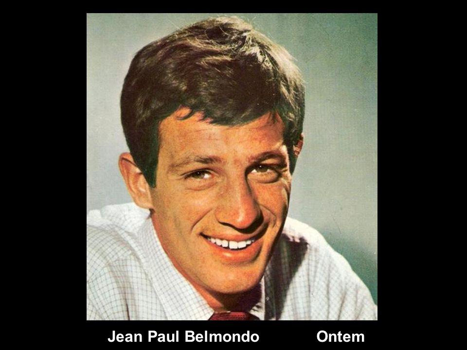 Jean Paul Belmondo Ontem