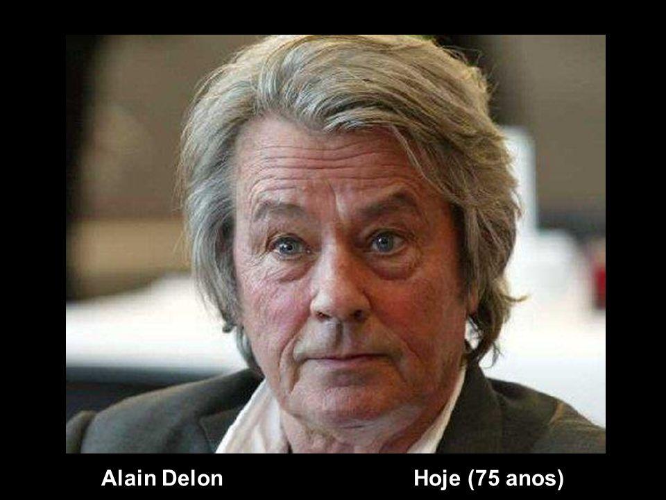 Alain Delon Hoje (75 anos)