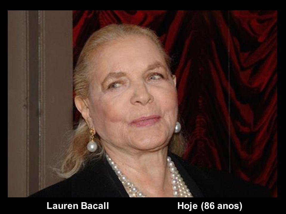 Lauren Bacall Hoje (86 anos)