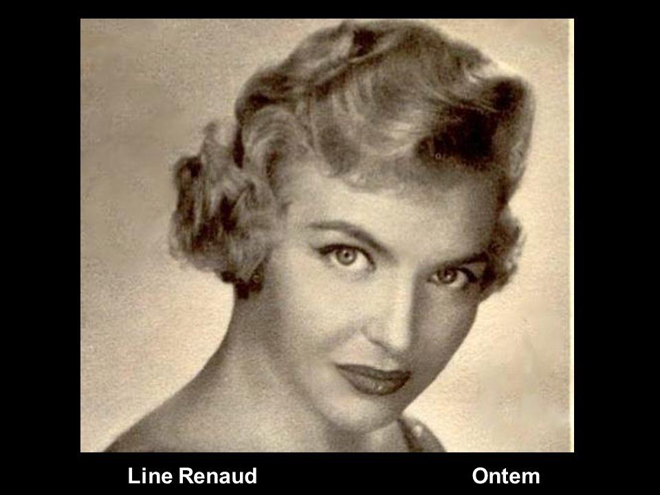 Line Renaud Ontem