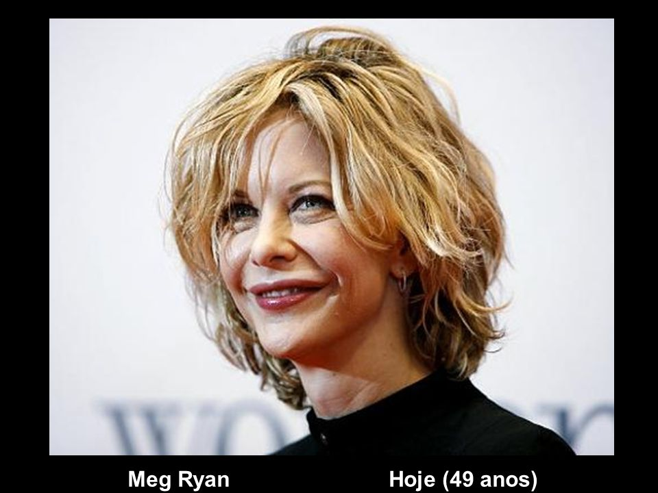 Meg Ryan Hoje (49 anos)