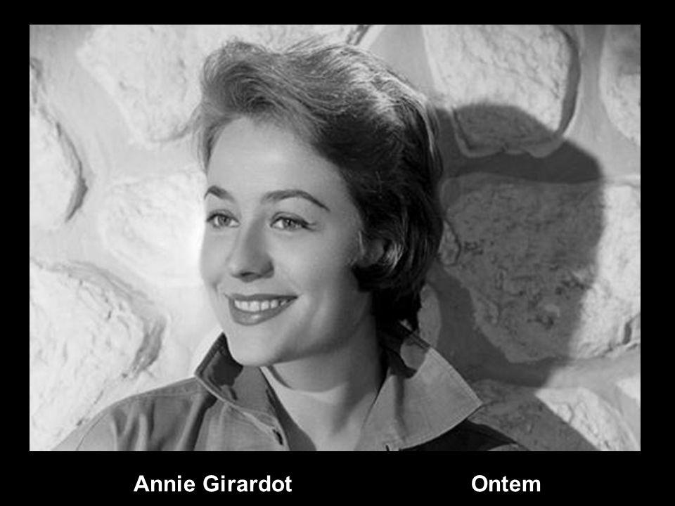 Annie Girardot Ontem