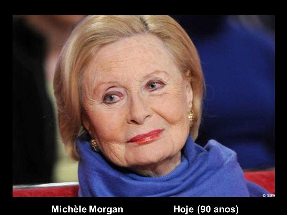 Michèle Morgan Hoje (90 anos)