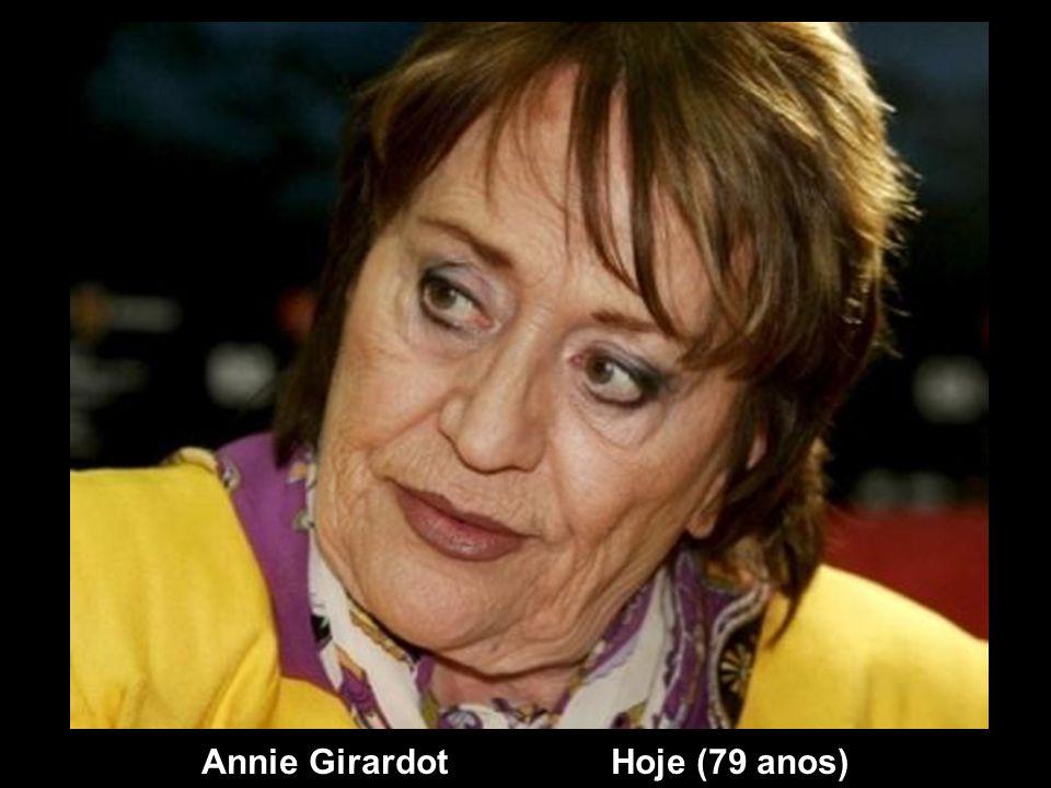 Annie Girardot Hoje (79 anos)