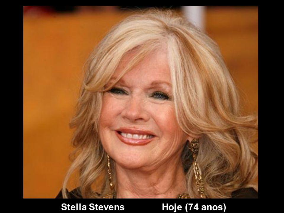 Stella Stevens Hoje (74 anos)