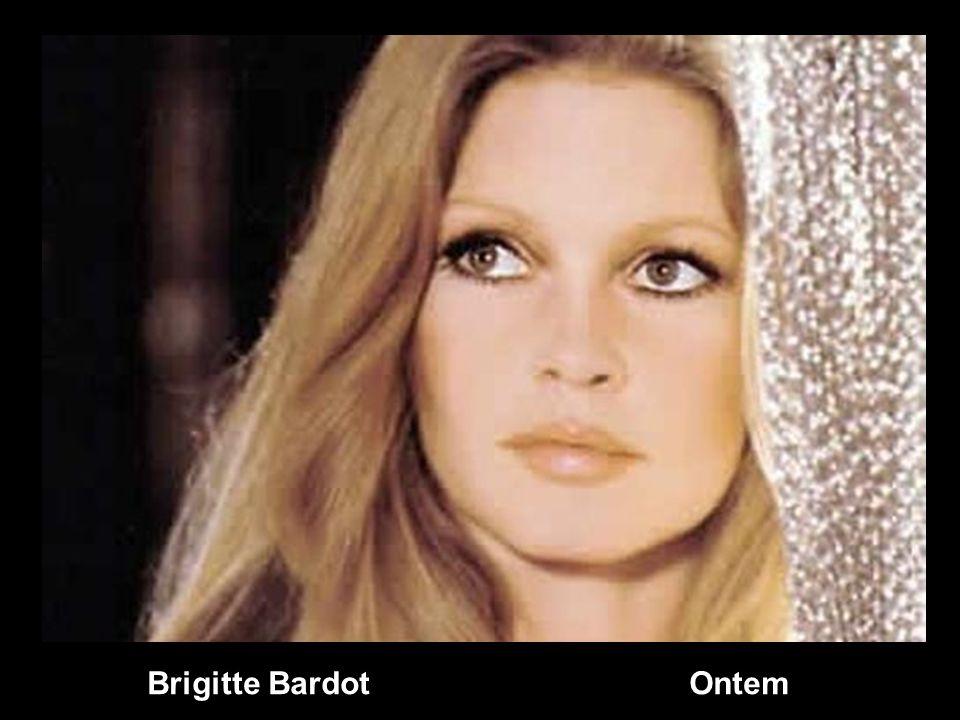 Brigitte Bardot Ontem